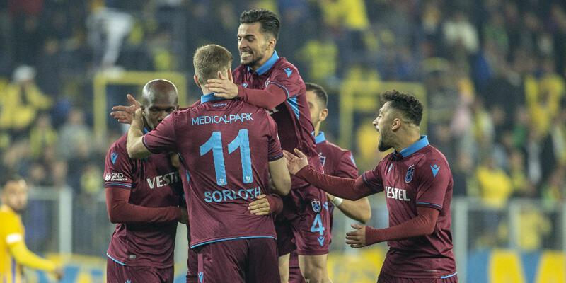 Trabzonspor gol yollarında rekora koşuyor