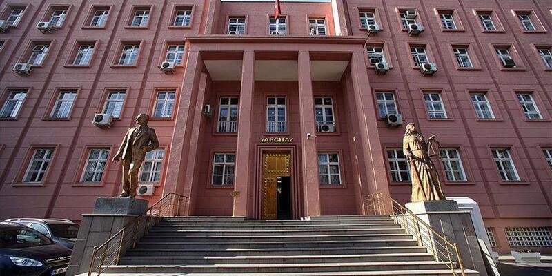 FETÖ'nün sözde Yargıtay grup sorumlusu Çetin Şen'in hapis cezası onandı