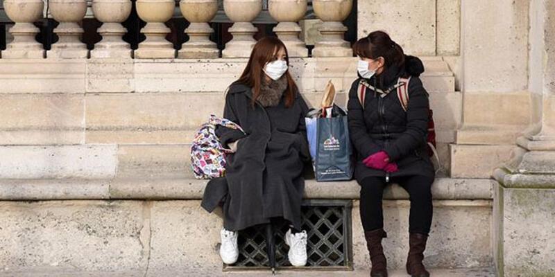 Fransa'da koronavirüsten can kaybı 30 bine yaklaştı