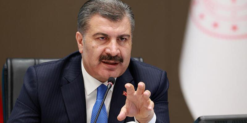 Sağlık Bakanı Fahrettin Koca'dan LGS mesajı: Saat 13.00 gibi...