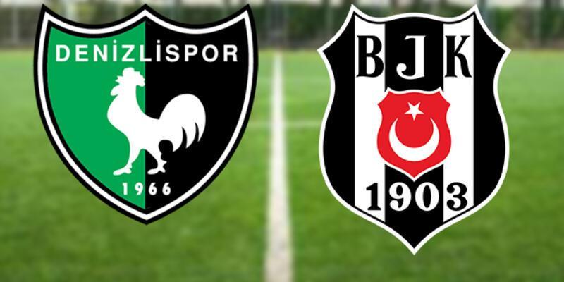 Süper Lig: Denizlispor Beşiktaş maçı hangi kanalda, ne zaman, saat kaçta?