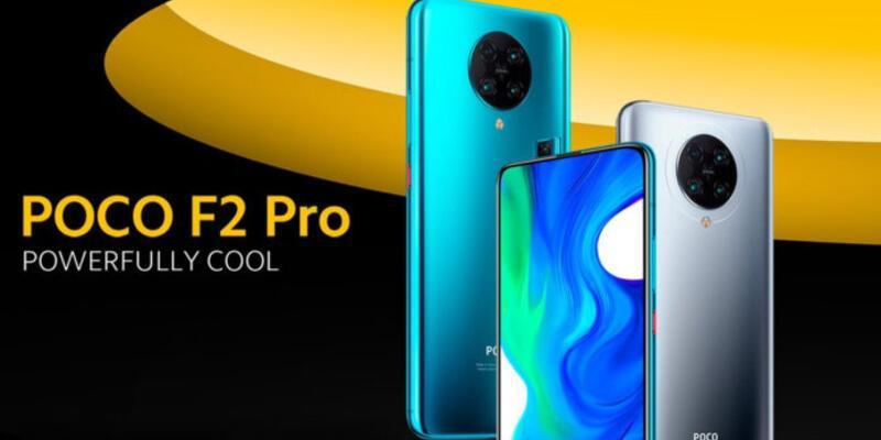 POCO F2 Pro fiyatı açıklandı
