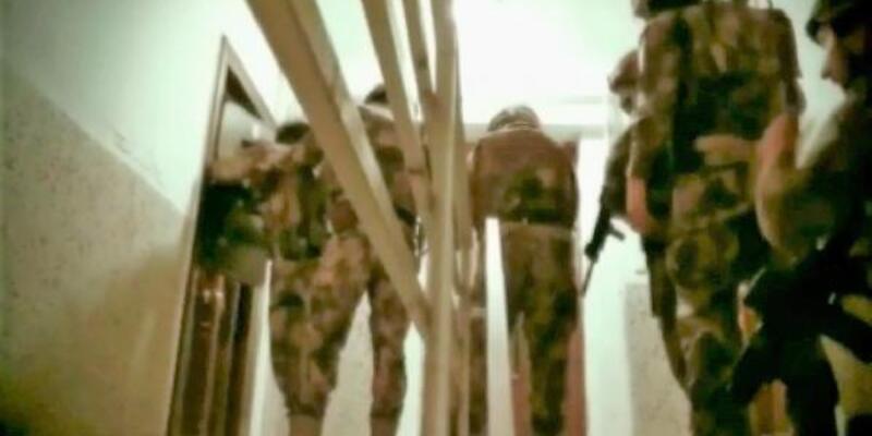 Kırsaldan şehir merkezlerine gönderilen teröristlere operasyon: 11 gözaltı