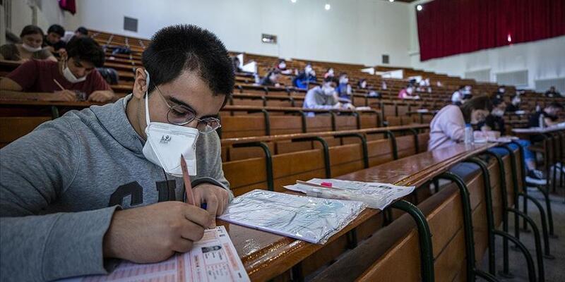 Son dakika... MSÜ sınavında 400 öğrenciye koronavirüs bulaştığı iddiasına yalanlama