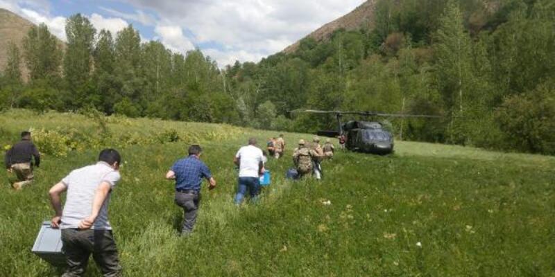 Bakan Soylu: 28 evladımızın sınav evrakı helikopterle götürüldü