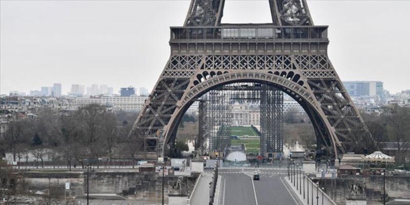 Fransa'da Kovid-19'dan ölenlerin sayısı 29 bin 633'e yükseldi