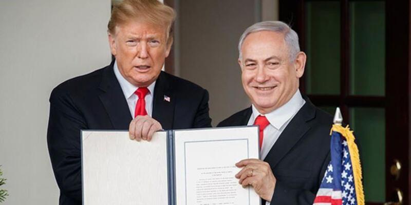 İsrail televizyonu: Trump yönetimi İsrail'in ilhak planını görüşecek