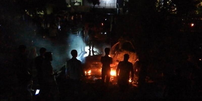 Afrin'de terör saldırısı: Yaralılar var
