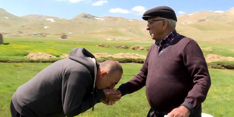 Son dakika: Bakan Çavuşoğlu'ndan, Babalar Günü paylaşımı