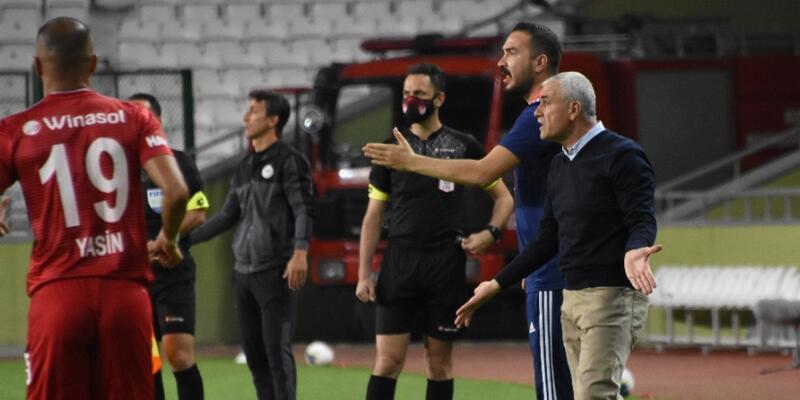Sivasspor Konya'da puan bıraktı