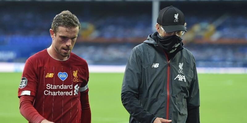 Liverpool derbide puan kaybetti
