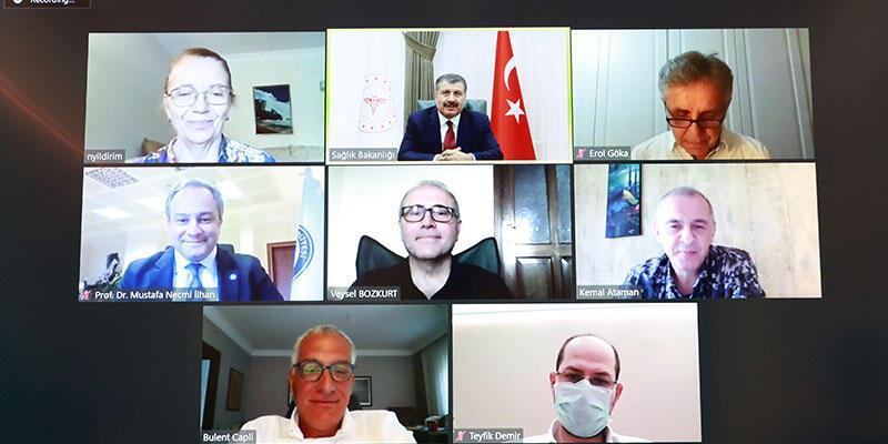 Toplum Bilimleri Kurulu toplandı! YKS ve Kurban Bayramı ele alındı