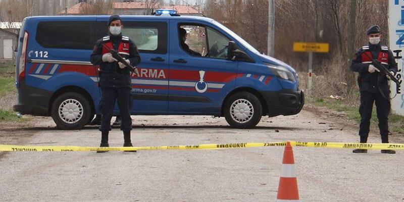 Şanlıurfa'da 37 bina karantinaya alındı