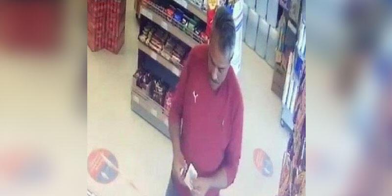 Yaşından fazla suç kaydı olan hırsızlık şüphelisi tutuklandı