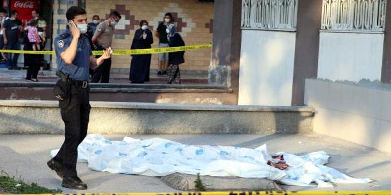 6'ncı kattan atlayan hemşire hayatını kaybetti