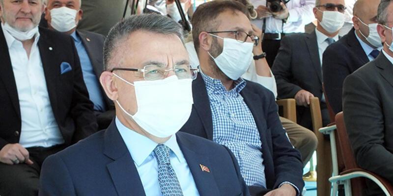 Son dakika: Cumhurbaşkanı Yardımcısı Oktay: Libya'da tarih yazıyoruz!