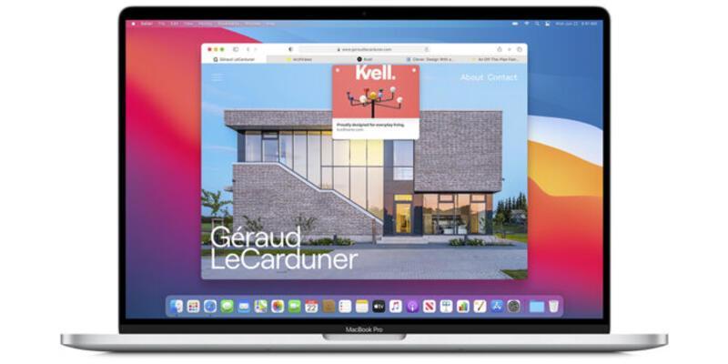 Apple, macOS'i baştan yarattı