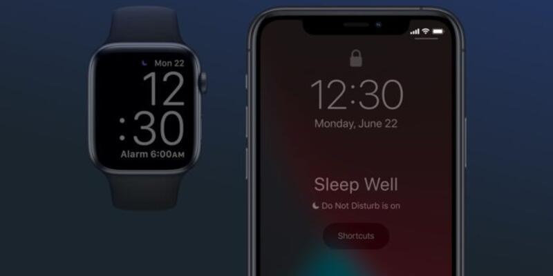 watchOS 7 ile uyku takibi geliyor