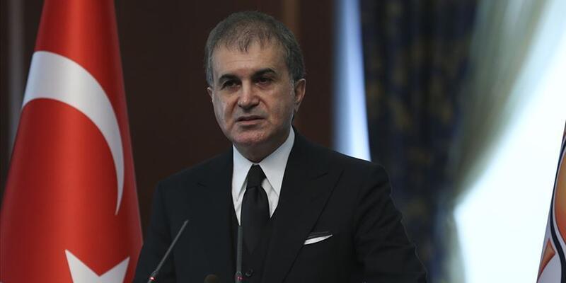 AK Parti Sözcüsü Ömer Çelik'ten İsrail'e tepki