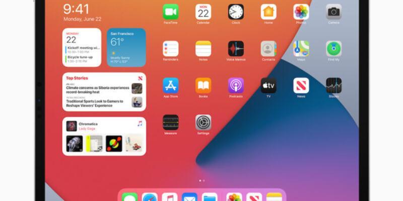 iPadOS 14 ile iPad'ler yeniden hayat buluyor