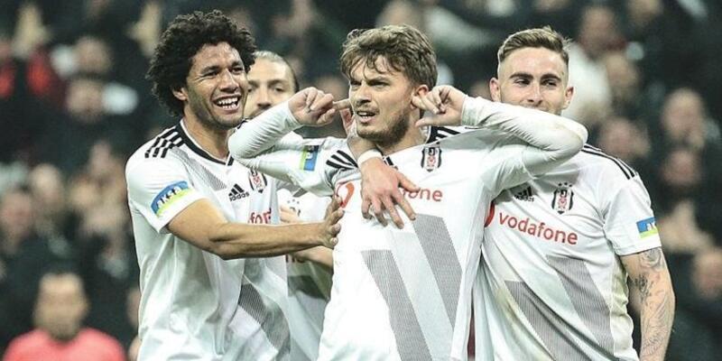 Beşiktaş'ta iki futbolcu sakatlandı