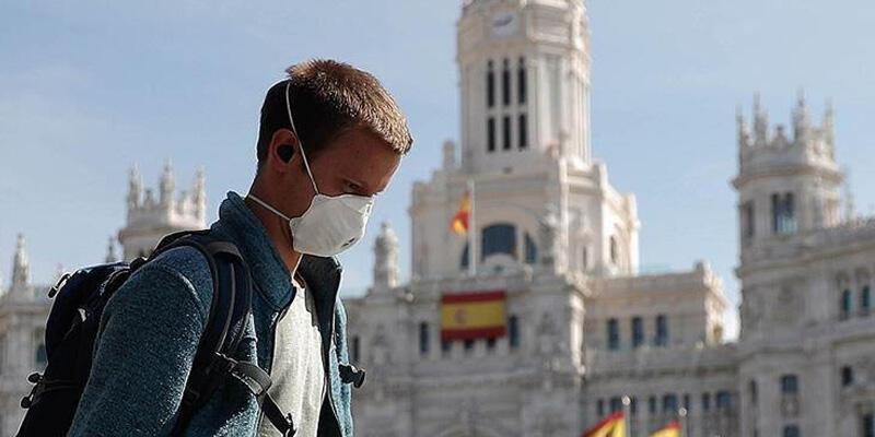 İspanya'da koronavirüs nedeniyle 1 haftada 10 kişi öldü