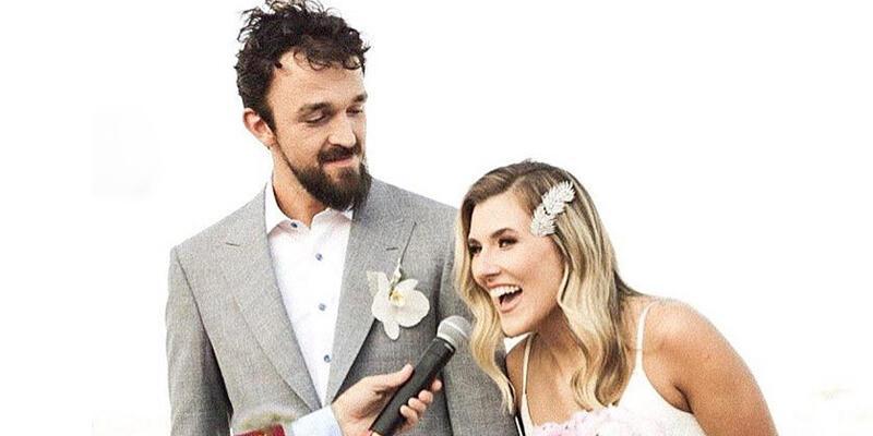 Sertaç Şanlı ile Ece Hocaoğlu evlendi