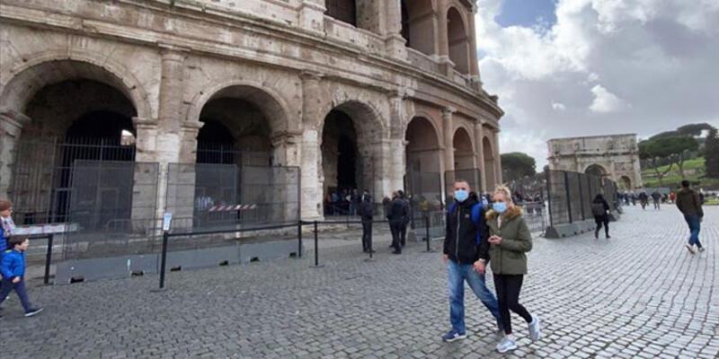 İtalya'da koronavirüsten ölenlerin sayısı 34 bin 678'e yükseldi