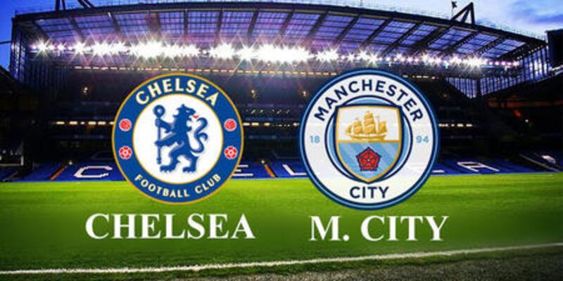 Chelsea Manchester City CANLI YAYIN