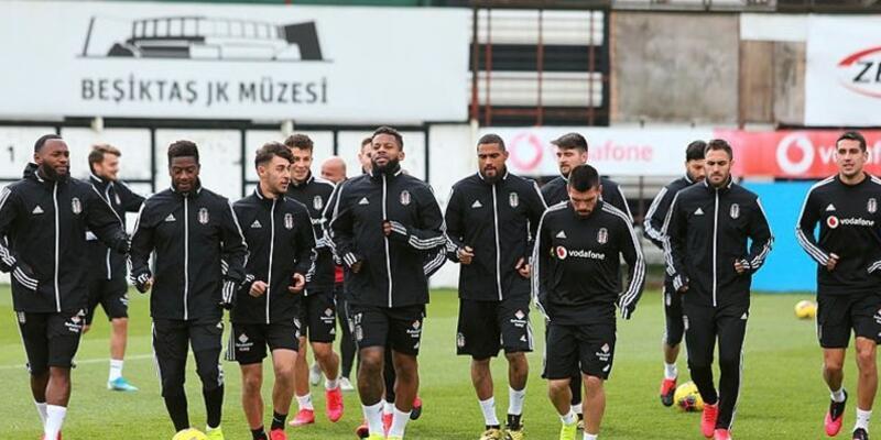 Son dakika Beşiktaş'ta iki futbolcuda koronavirüs çıktı