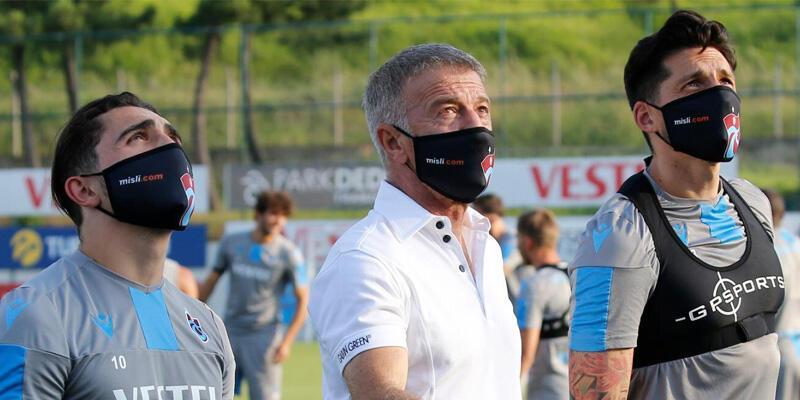 Trabzonspor'da koronavirüs testleri negatif çıktı