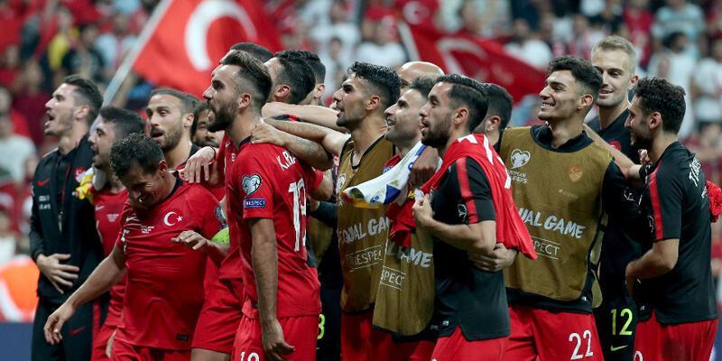 Son dakika... A Milli Futbol Takımının UEFA Uluslar Ligi fikstürü belli oldu!