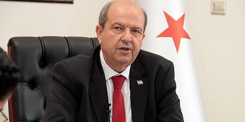 KKTC Başbakanı Tatar: Kapalı Maraş konusundaki politikamız açılarak eski sakinlerine iadesidir