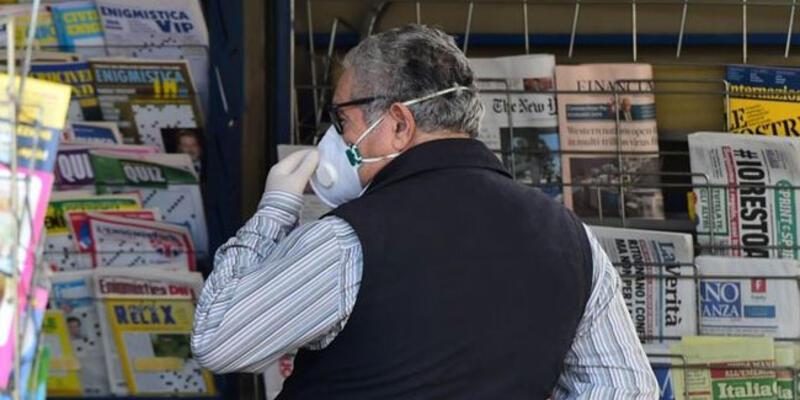 İtalya'da Kovid-19'dan ölenlerin sayısı 34 bin 708'e yükseldi