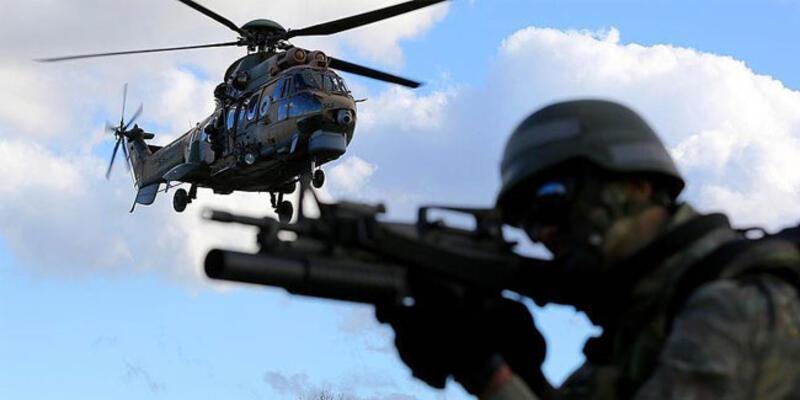 Son dakika haberi... Hakkari'de 3 terörist etkisiz hale getirildi