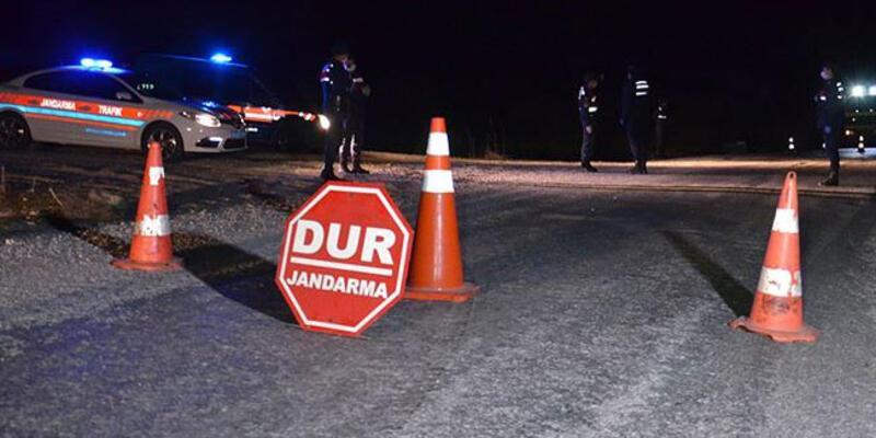 Şanlıurfa'da 72 ev karantinaya alındı