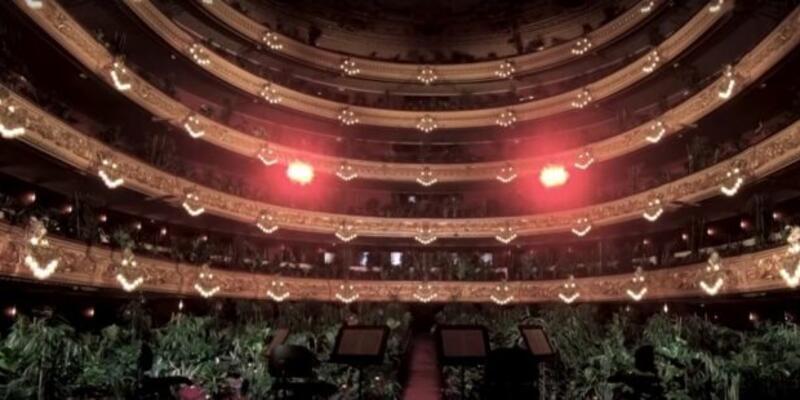 Gran Teatre del Liceu Opera Salonu farklı bir konsere imza attı