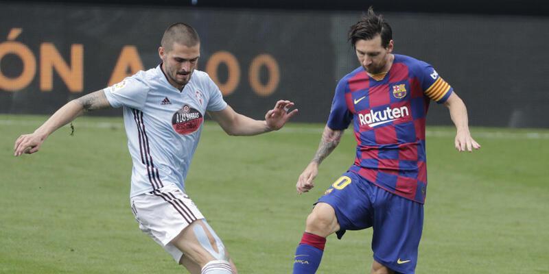 Celta Vigo - Barcelona: 2-2