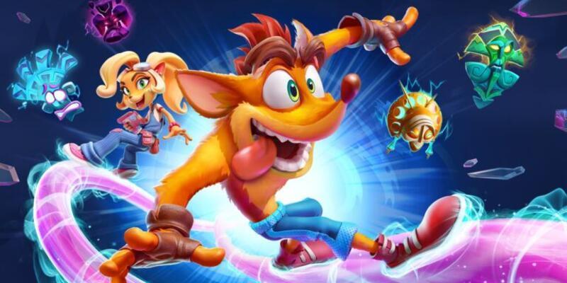Crash Bandicoot PC'ye de geleceği söyleniyor