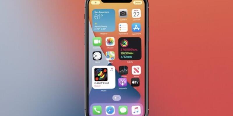 iPhone'un arkası da dokunmatik oluyor
