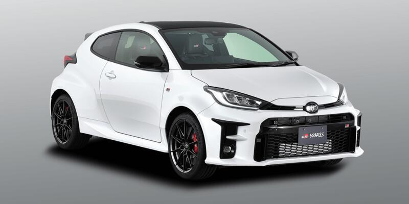 Toyota yeni GR Yaris gamını tanıttı