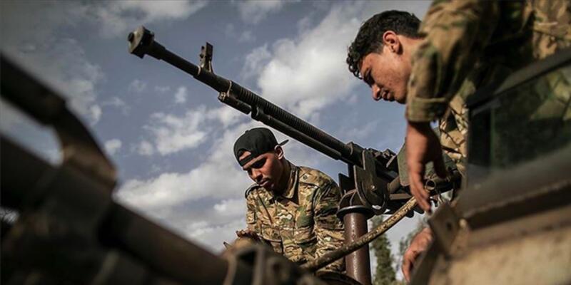 Libya ordusu: Paralı askerlerle savaşıyoruz