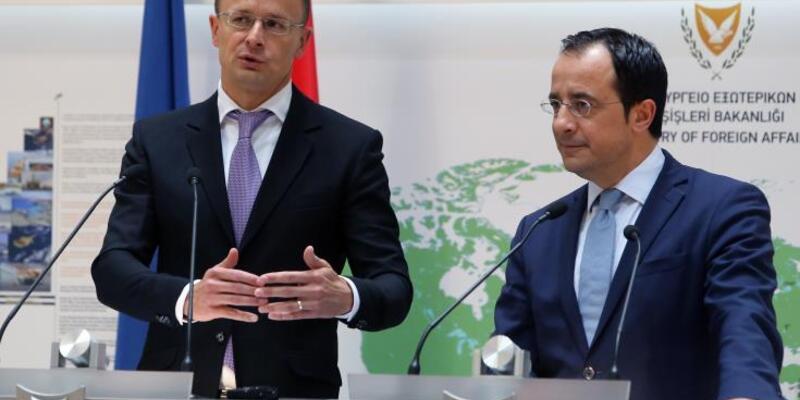 Son dakika... Macaristan Dışişleri Bakanı Szijjarto'dan Güney Kıbrıs ve AB'ye Türkiye dersi