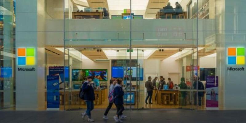 Microsoft mağazaları artık olmayacak