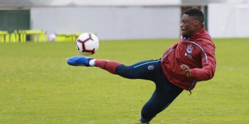 Trabzonspor'a sakatlardan iyi haber