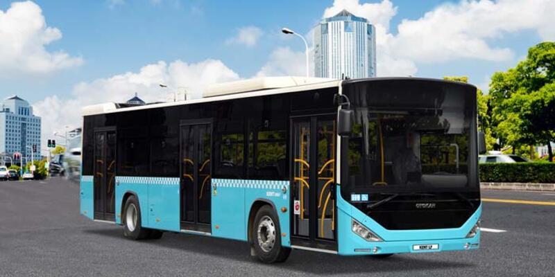 Gürcistan'dan 175 otobüs siparişi aldı