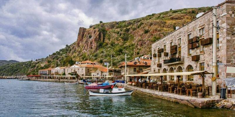 Assos'da gezilecek yerler - Assos'da ne yapılır? Yapılacaklar listesi