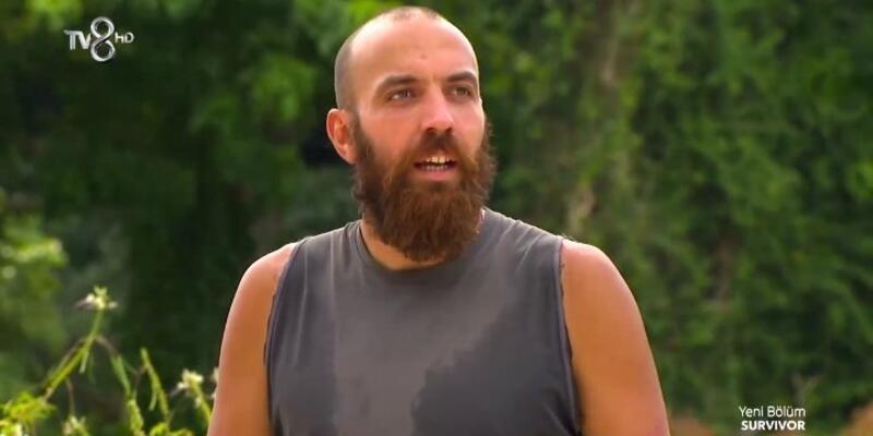 Sercan Yıldırım Survivor'dan eleneni belirledi