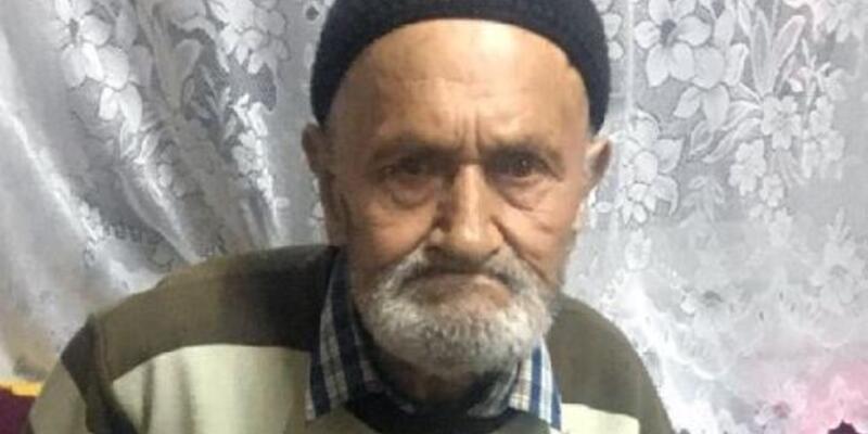 Yaşlı adam kaybolduktan 11 saat sonra bulundu