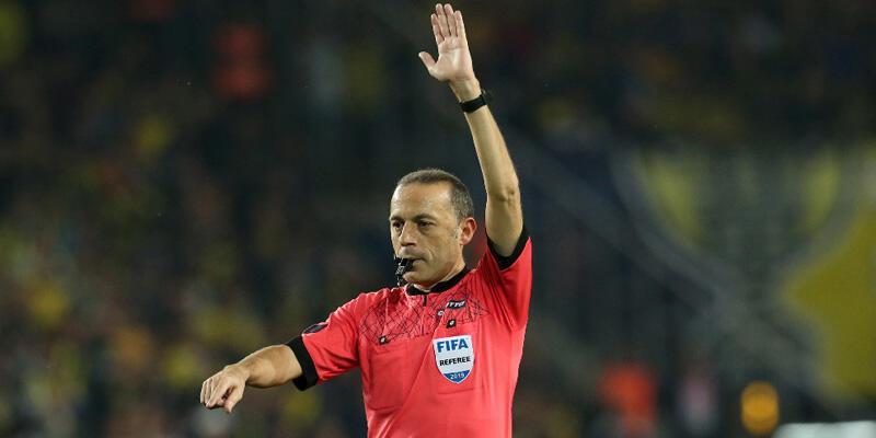 Son dakika... Galatasaray-Trabzonspor maçı Cüneyt Çakır'ın